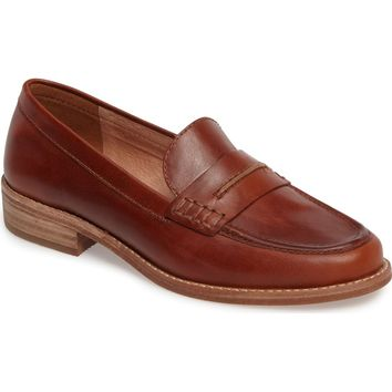 Madewell The Elinor Loafer (Women)   Nordstrom