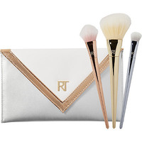 Real Techniques Bold Metals Essentials Set with Exclusive Metallic Clutch Ulta.com - Cosmetics, Fragrance, Salon and Beauty Gifts