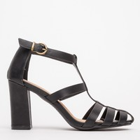 Need Supply Co. Strapped-In Heel