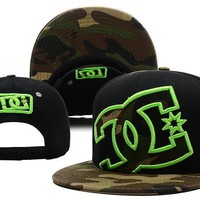 Perfect DC Snapback hats Women Men Embroidery Sports Sun Hat Baseball Cap Hat