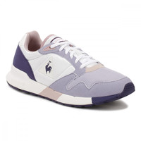 Le Coq Sportif Womens Optical White / Heirloom Lilac Omega X W Trainers