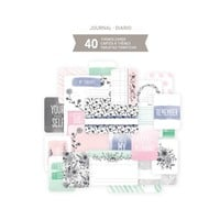 Becky Higgins Project Life Themed Cards - Watercolour Journal 380387