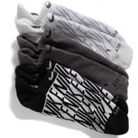 Nike 3-Pack Graphic No-Show Socks | Nordstrom