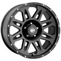 Jeep Wheels - Pro Comp Tires & Wheels® - PXA 7005-7873 - Pro Comp® Style 7005 Alloy Wheel in Flat Black for 07-up Jeep® Wrangler & Wrangler Unlimited JK and other Jeep Wrangler Parts, Jeep Accessories and Soft Tops by FORTEC