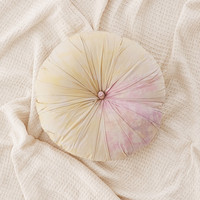 Caily Round Tie-Dye Pillow | Urban Outfitters