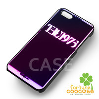 the 1975 logo-ya for iPhone 6S case, iPhone 5s case, iPhone 6 case, iPhone 4S, Samsung S6 Edge
