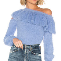 House of Harlow 1960 x REVOLVE Micah Sweater in Periwinkle | REVOLVE
