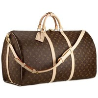 Keepall 60 With Shoulder Strap