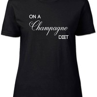 On a Campagne Diet T-Shirts