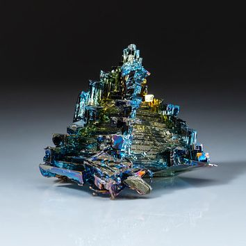 Genuine Bismuth Crystal (195.2 grams)