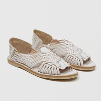 Womens Chamula Chichen Huarache Sandal | Womens Shoes | Abercrombie.com