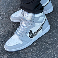 Nike Air Jordan 1 High-Top Basketball Shoes Sneakers Shoes