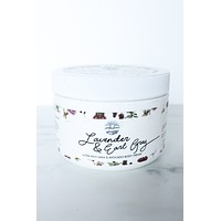Lavender & Earl Grey - Shea & Avocado Body Cream