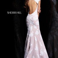 Sherri Hill 21028 at Prom Dress Shop