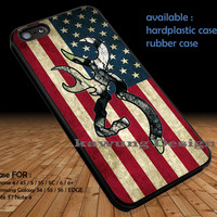 Camo Browning American Flag DOP1224 iPhone 6s 6 6s+ 5c 5s Cases Samsung Galaxy s5 s6 Edge+ NOTE 5 4 3 #art