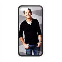¡¶Clear as Day¡·American Idol Winner Scotty McCreery Custome Phone Case for Apple iphone 5c TPU(Laser Technology:you can fell the back Shadeshape)Side Material:Silicon Back Material:TPU Black&White Colour to Choose for both sides and inside of the case
