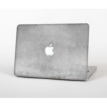 """The Wrinkled Silver Surface Skin for the Apple MacBook Air 13"""""""
