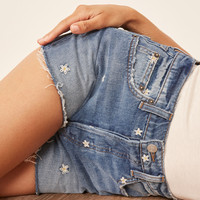 Dixie High Rise Jean Short