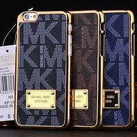 Michael Kors MK iPhone Phone Cover Case For iphone 7 7plus 8 8plus X XR XS MAX 11 Pro Max 12 Mini 12 Pro Max
