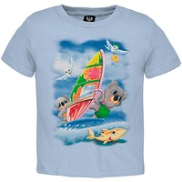 Sailin' Koalas Youth T-Shirt