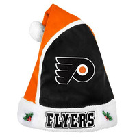Philadelphia Flyers  Official NHL 2015 Holiday Santa Hat