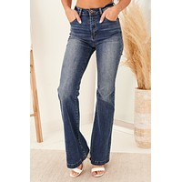 In Good Company High Rise Flare Jeans (Medium)