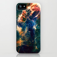 TwD Rick Grimes. iPhone & iPod Case by Emiliano Morciano (Ateyo)