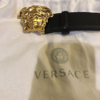 100% Authentic Mens Versace Belt 100/40