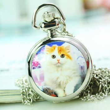Stylish Gift New Arrival Designer's Good Price Great Deal Awesome Trendy Gifts Mirror Watch [8863745351]