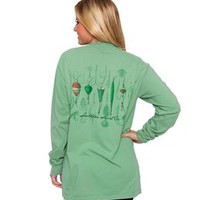 Southern Shirt Company Classic Tackle Long Sleeve T-Shirt Other Colors Available