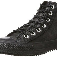 Converse Men's CT All Star Leather Boots, Black