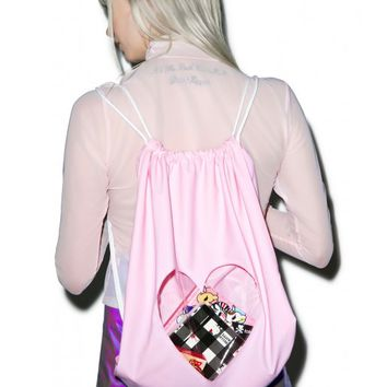 Local Heroes Love Attraction Backpack | Dolls Kill
