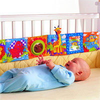 Baby Crib Animal Extended Book
