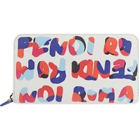 FENDI - Roma print purse | Selfridges.com