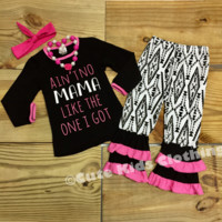 "Copy of ""Ain't No Mama Like The One I Got"" Outfit"