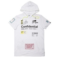 Confidential Space S/S Hoodie