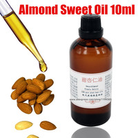 Handmade Soap Almond Sweet Raw Material For Body Massage Base Oil
