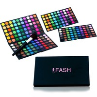 FASH Professional 120 Color Eyeshadow Palette (cosmetic , makeup)