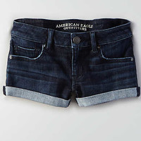 AEO Denim X Super Low Shortie , After Dusk