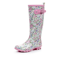 Fashion Miss Rain Bootie,Rain boots = 5825373697