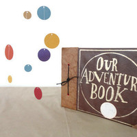 Our Adventure Book - Ellie Edition- From the movie UP
