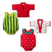 Kids Boys Girls Baby Clothing Toddler Bodysuits Products For Children = 4451327940