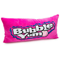 Bubble Yum Gum Big Plush Candy Pillow