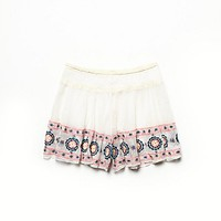 Free People Mesh Shorts