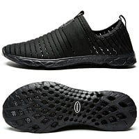 2017 Summer Lightweight Cushion Men Shoes Breathable Mesh Shoes Men Outdoor Water Shoes Big Size 14 Men zapatillas mujer sapato