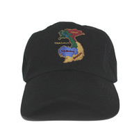 Vietnam Black Dad Hat - 2 Left!
