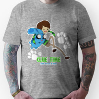 Clue Time with Steve & Blue Unisex T-Shirt