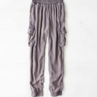 AEO Women's Don't Ask Why Soft Cargo Pant