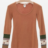 White Crow Thermal Top
