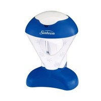 Sunbeam FRSBSC150-BL 12oz Fluffy Ice Shaver Counter-Top Snow Cone Maker Blue